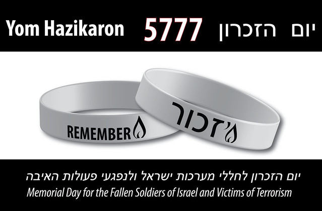 5777 Yom Hazikaron