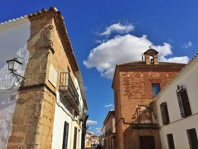 Villanueva de los Infantes (Ciudad Real) - Ruta de Don Quijote de La Mancha en coche