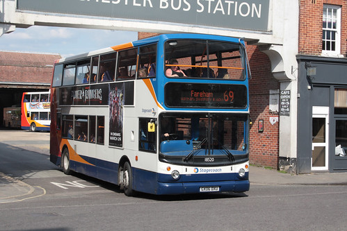 Stagecoach South 18520 GX06DXU