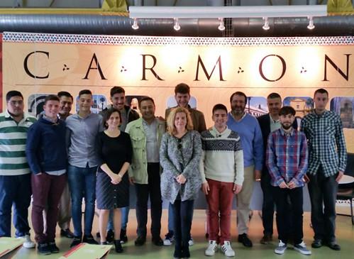 AionSur 34049126181_f6a7dec116_d Estudiantes de Carmona volverán a realizar prácticas en empresas europeas a través de las becas Erasmucores Carmona Provincia