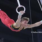EK Toestelturnen - Allroundfinale jongens - Foto's Mathias Hikketik