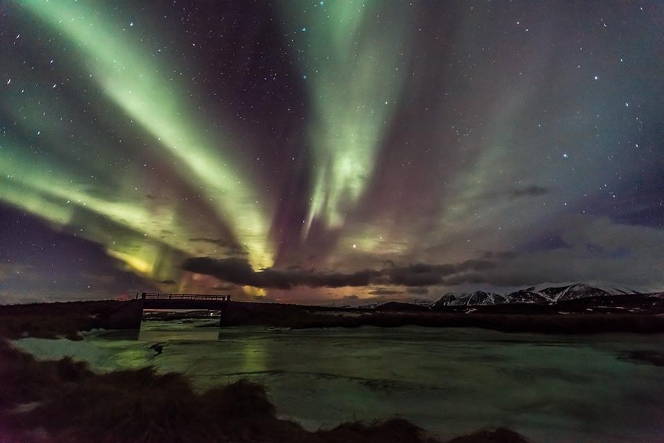 Iceland Aurora Photos Iceland Aurora 冰島極光