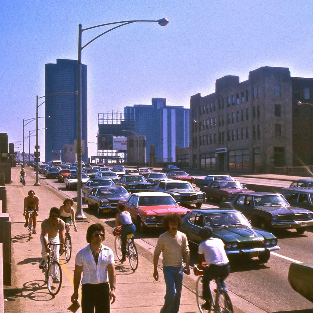 Chicago, 1975 | Old Navy Pier Flyover | Greg Wass | Flickr