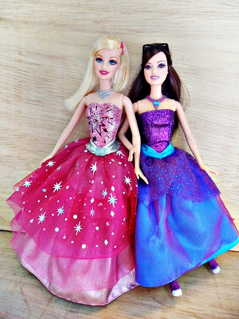 barbie e marie alecia by fashionstylevm - Barbie Marie
