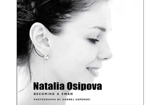 Natalia Osipova: Becoming a Swan, published by Oberon Books © Oberon | by Royal Opera House Covent Garden