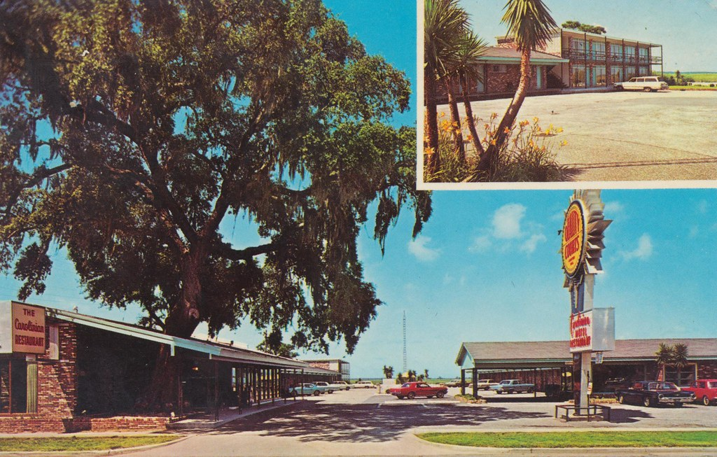 The Carolinian Motel & Restaurant - Georgetown, South Carolina