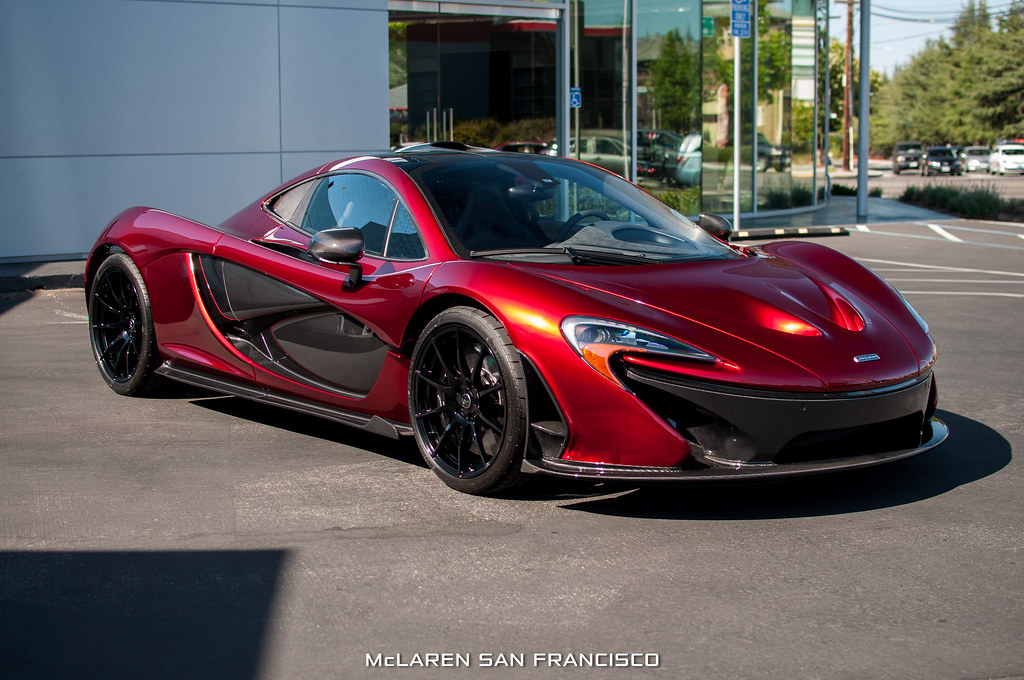 Volcano Red P1 162 | McLaren San Francisco | Flickr