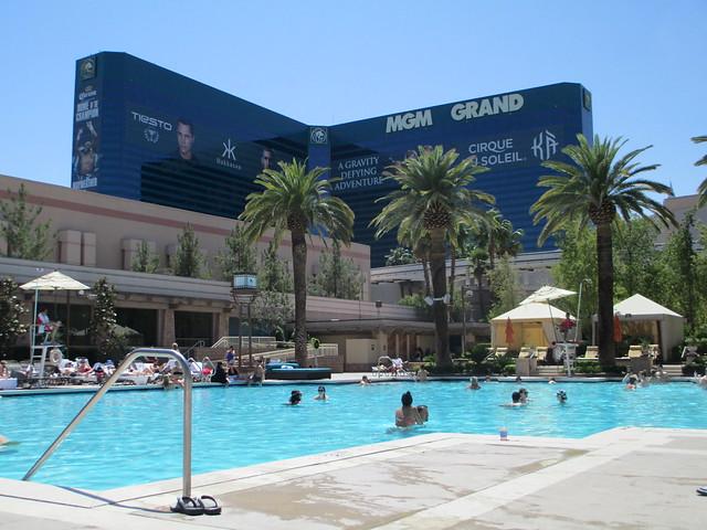 Mgm Grand Pool Flickr Photo Sharing