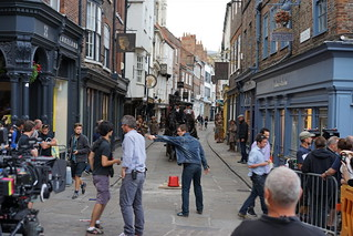 TV show filming in York | by Derringdos