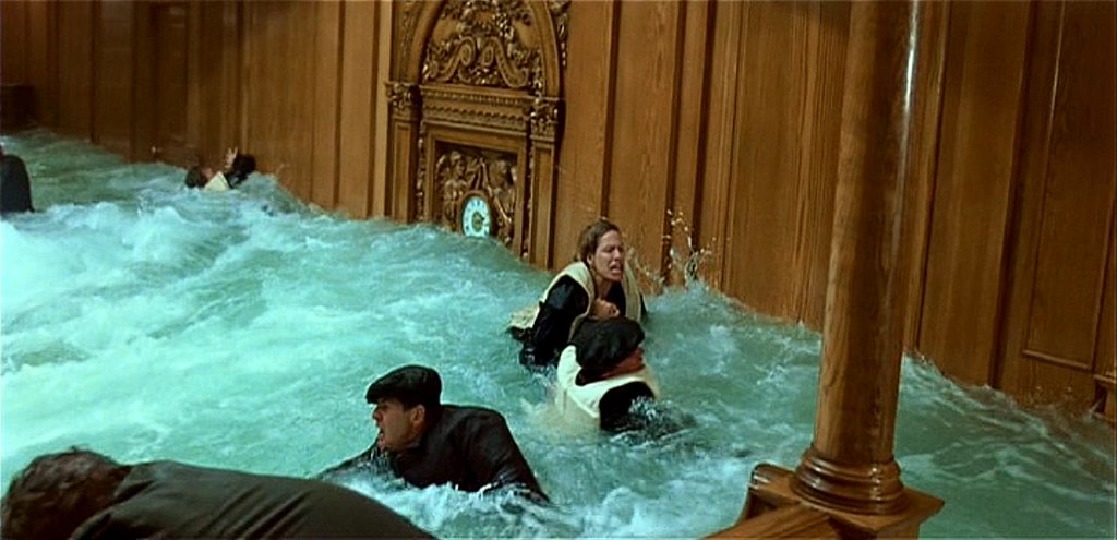 Rms Titanic S First Class Grand Staircase Sinking Titanic Guardian Screen Images Flickr