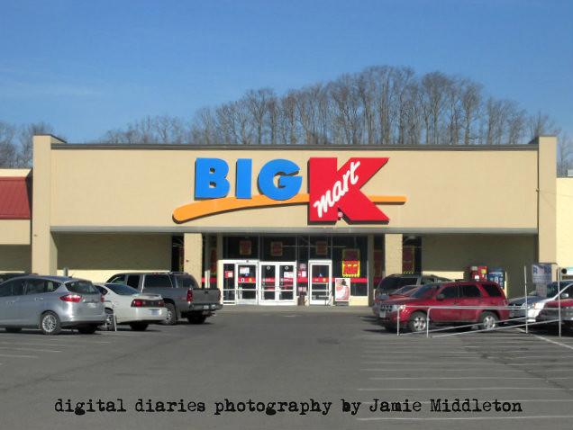 Kmart in Wise Virginia