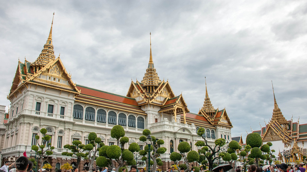 Bangkok Grand Palace 4k Wallpaper Desktop Background Flickr