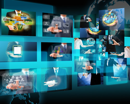 Television and internet production .technology and business concept | by fireflywebsitesltd