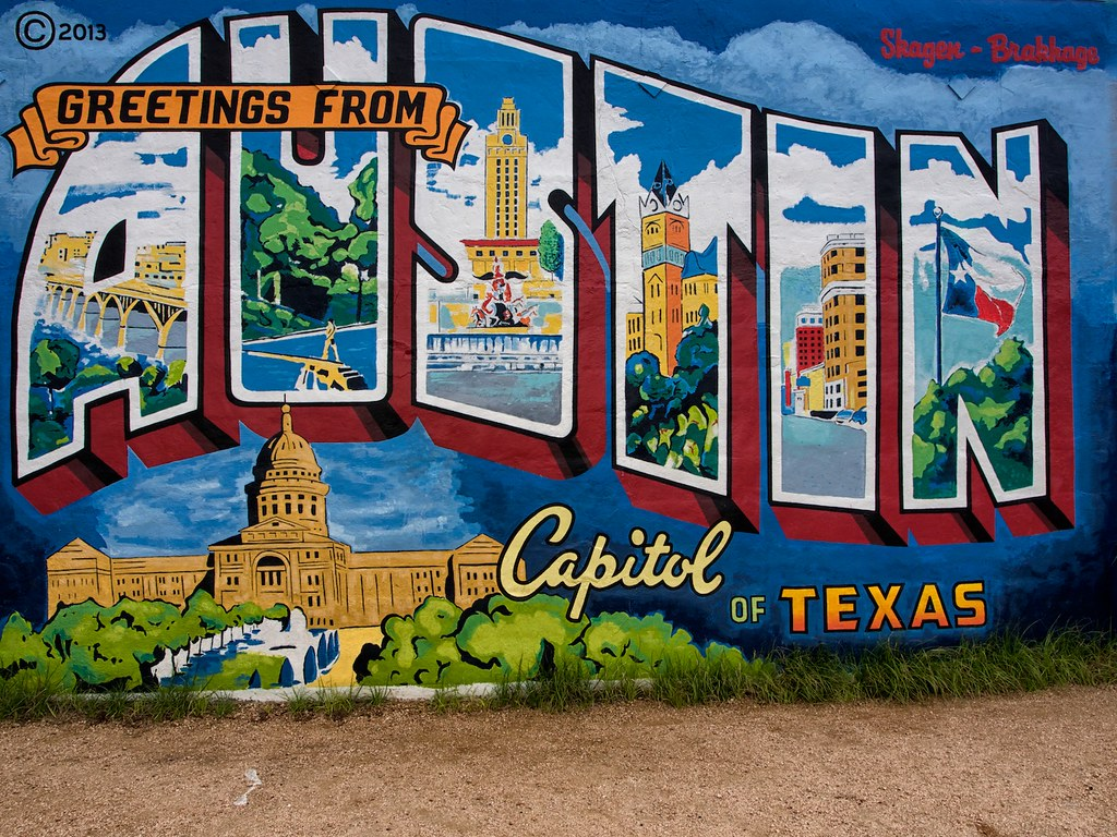 Greetings from austin austin tx nomadicpursuits flickr greetings from austin by jim nix nomadic pursuits kristyandbryce Choice Image