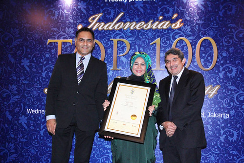 Indonesia's Top 100 Most Valuable Brands