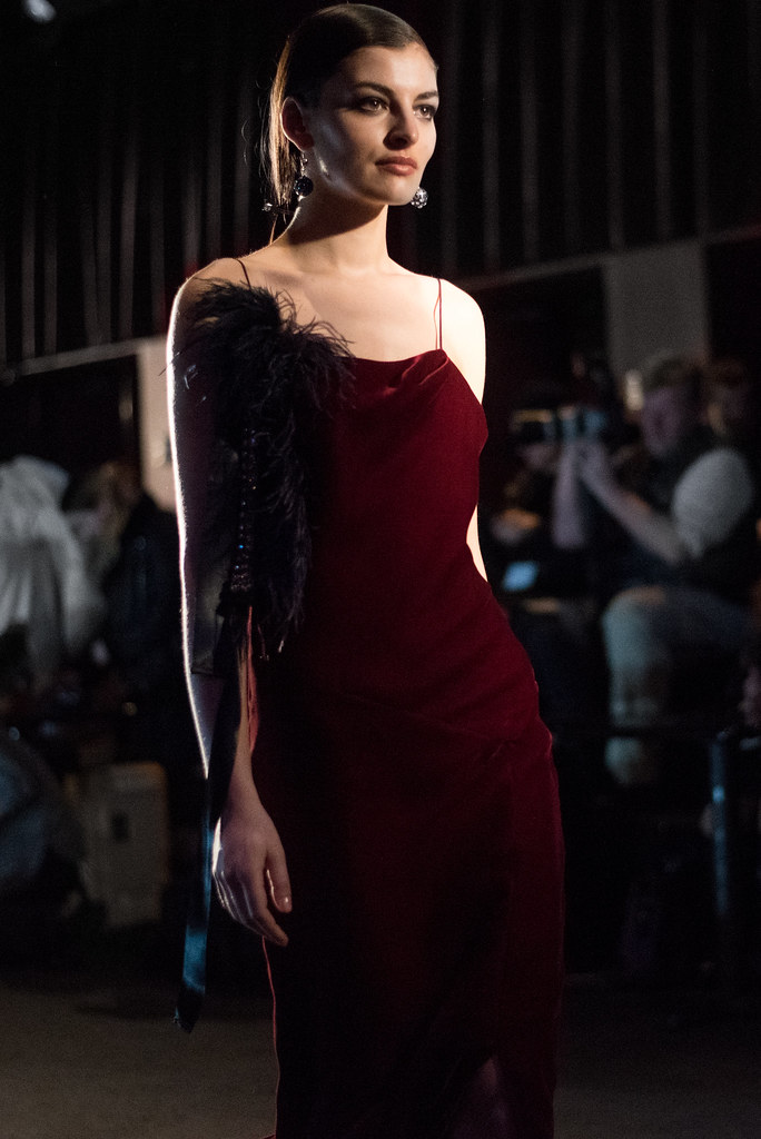 Yuna Yang AW17 NYFW on juliettelaura.blogspot.com