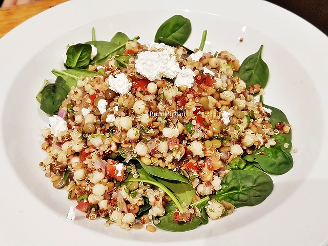 Super Grain Salad