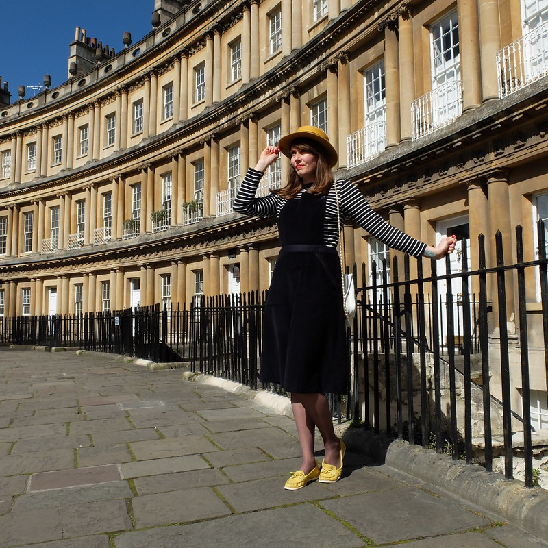 A Tourist in Bath