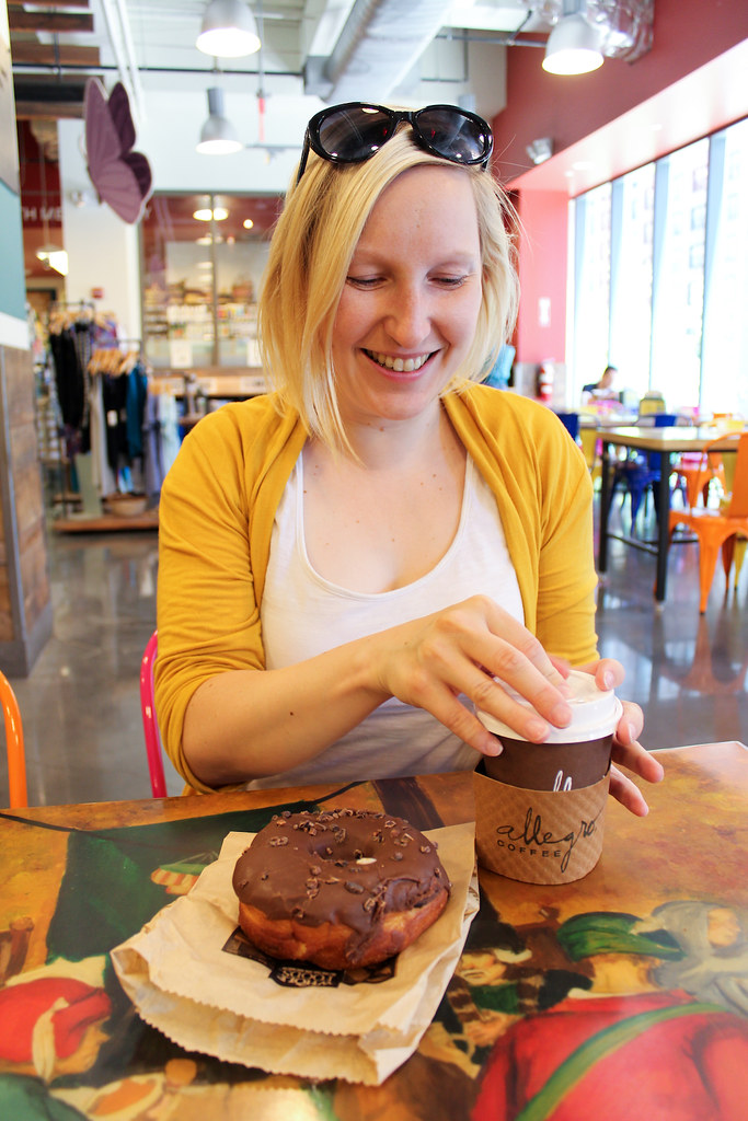 vegan donuts NYC