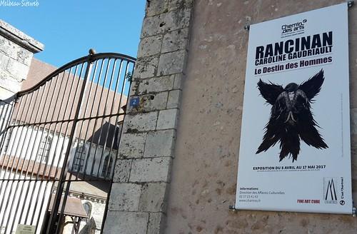 Chartres : Expo Le destin des Hommes
