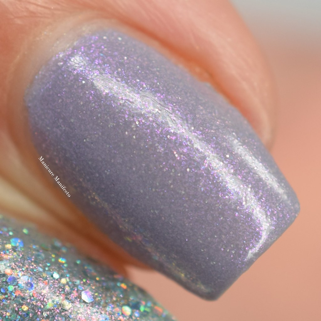 Femme Fatale Total Recall Swatch