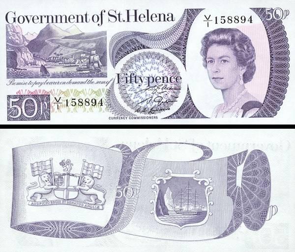 50 Pencí Svätá Helena 1979, P5a