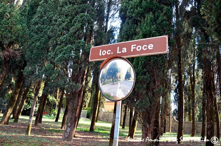 See you next time La Foce. One of my favorite destination in Tuscany. Até a próxima La Foce. Um dos meus destinos favoritos na Toscana.