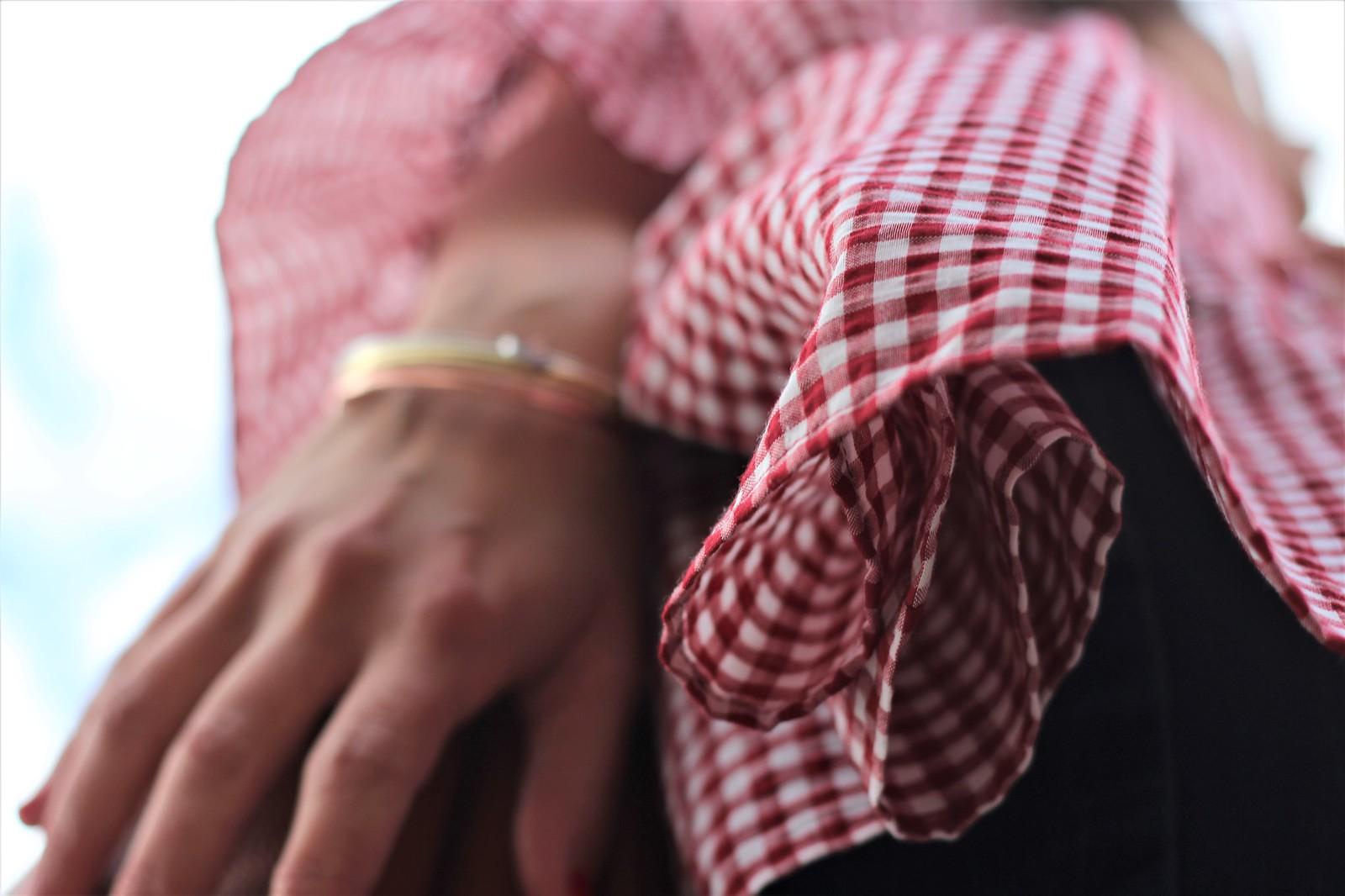 Look cuadros vichy rojo_ Rojo Valentino Blog (32)