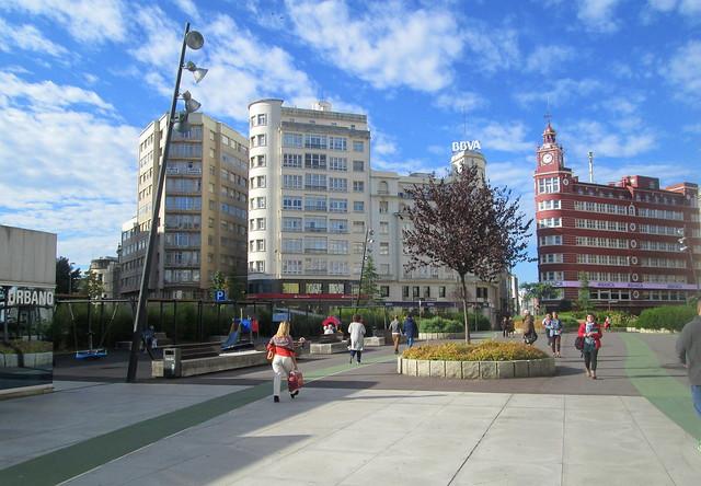 Plaza de Espaňa, Ferrol