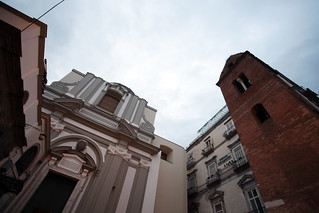 Napoli: angoli del centro storico