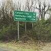 Road to Kentucky Lake