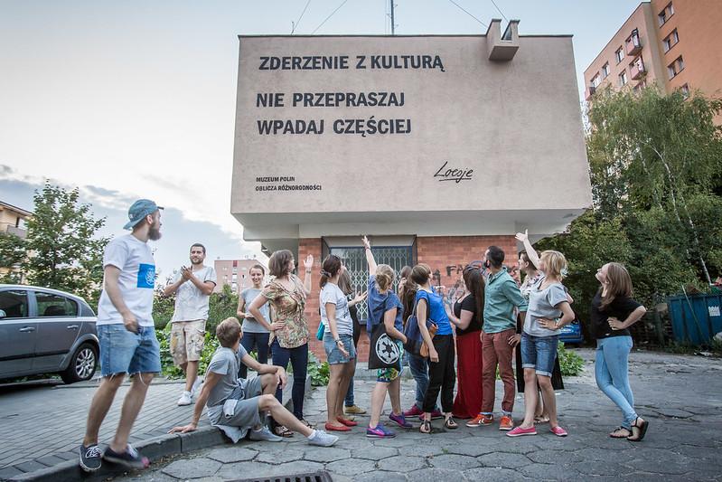 Jewish Cultural Heritage: Educational programme, Warsaw, POLAND