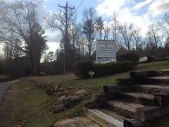 Stamp Creek Church Sign