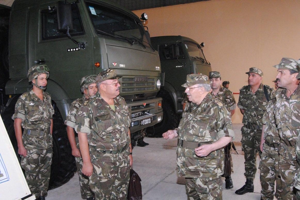 القوات البرية الجزائرية [ Pantsyr-S1 / SA-22 Greyhound ]   33754070920_23c0045353_o