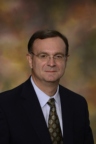 Jason Bond, professor and chair of the Department of Biological Sciences