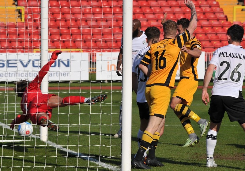 Gateshead 1-2 Maidstone United