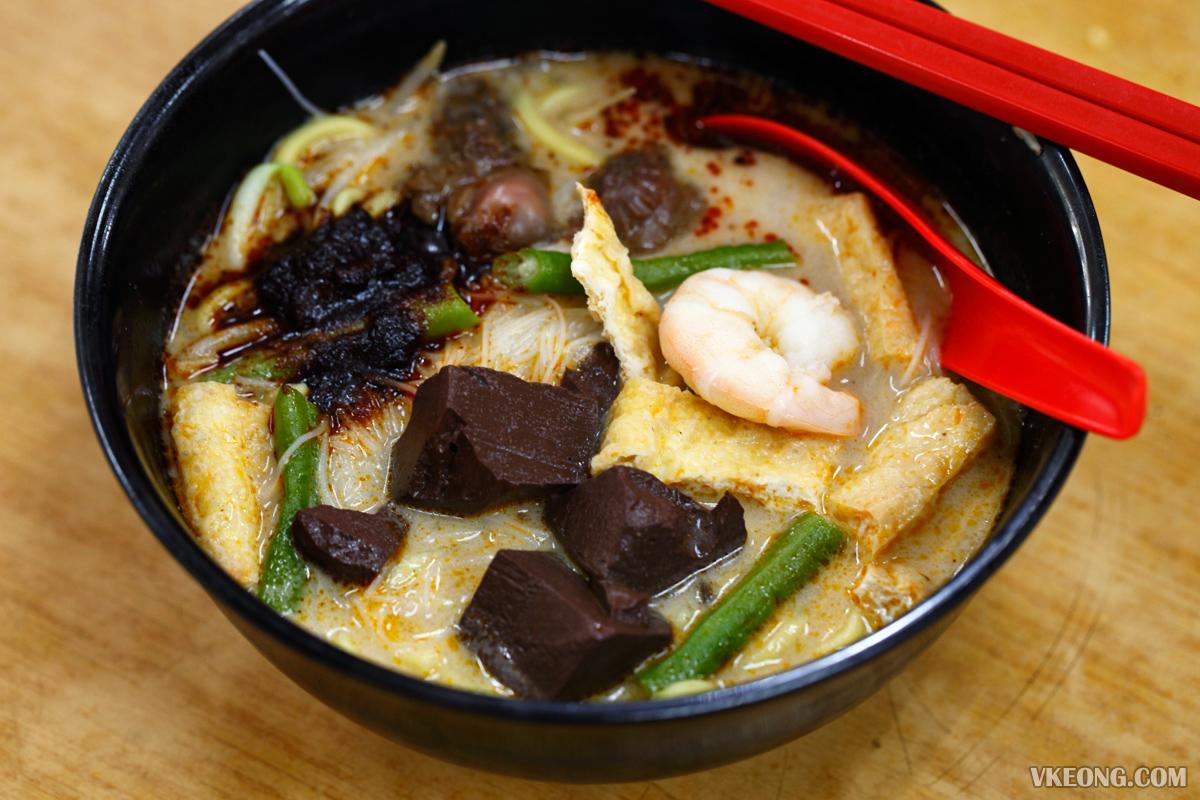 Penang Curry Mee Petaling Jaya