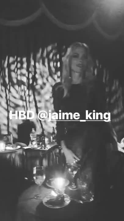 24.04.2017 Robert Pattinson at Jamie King's birthday party, Los Angeles
