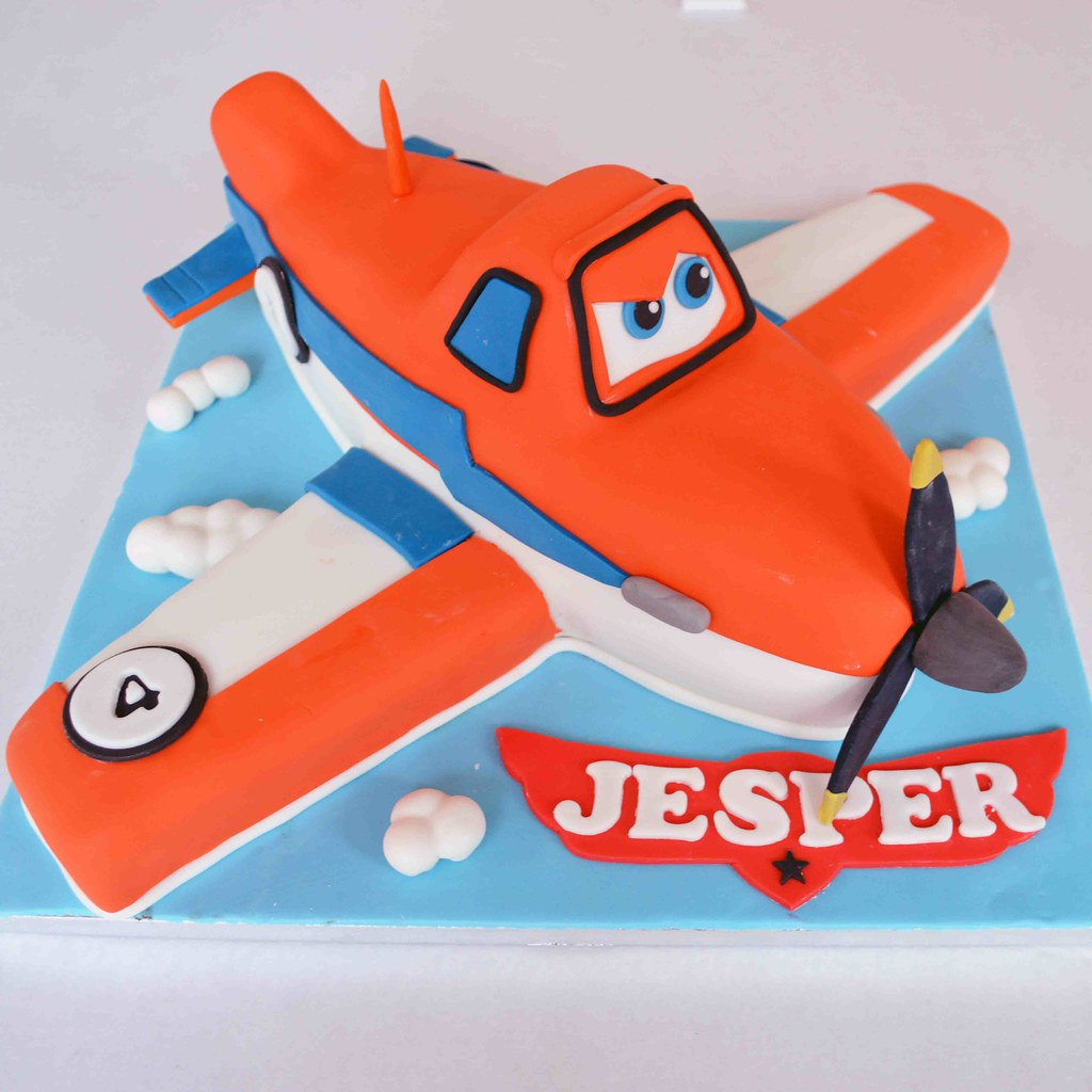 Planes Figure Cake Chocolate Sponge Cake Filled With Choco Flickr