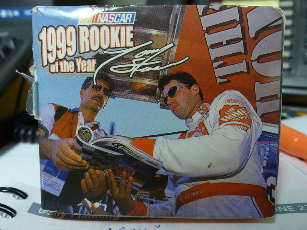 Winston Cup 1999 Rookie Of The Year