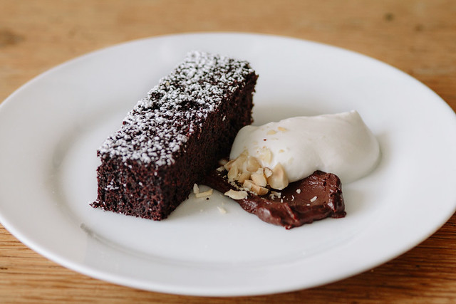 Chocolate Stout Cake with Hazelnuts | Flickr - Photo Sharing!