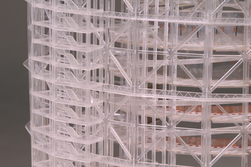 Gasometro scala 1:200 dettaglio plexiglass trasparente tau2026 flickr