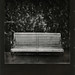 Bench, Black Frame