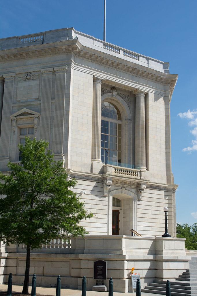 ... Longworth HOB Entrance   Washington DC | By Tim Evanson