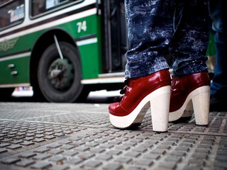 pretty shoes | by Nicolas Alejandro Street Photography