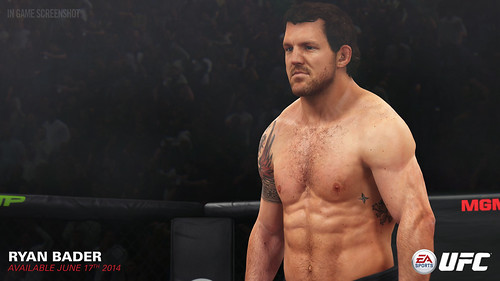 EA SPORTS UFC - Ryan Bader | by easports_ufc