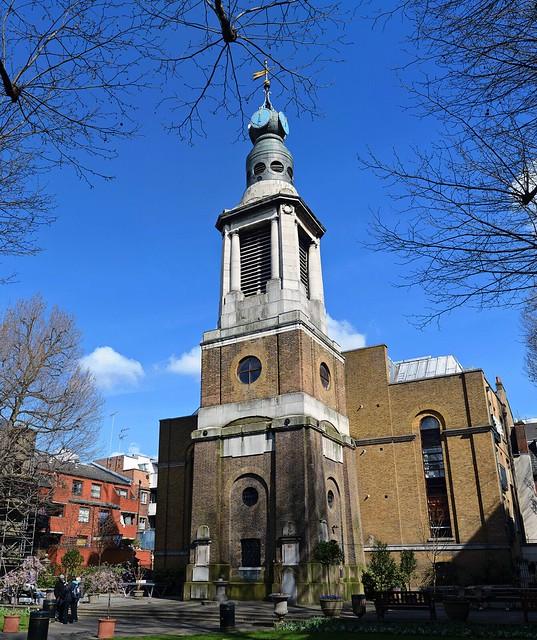 St Anne 39 S Church Soho Flickr Photo Sharing