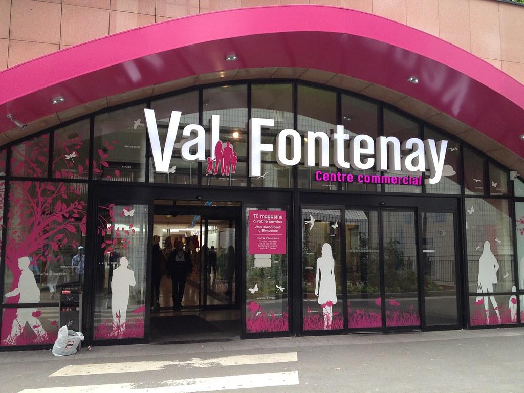 Enseigne Centre Commercial  Fontenay sous Bois (94)  Flickr ~ Centre Commercial Bois Cany
