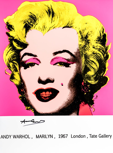 andy warhol marilyn andy warhol marilyn handsigniert. Black Bedroom Furniture Sets. Home Design Ideas