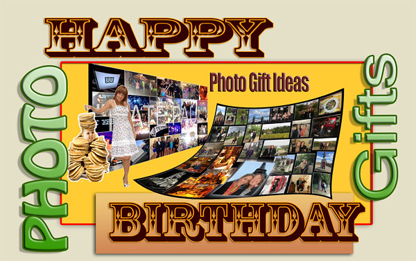 55th Birthday Gift Ideas For Sister Using Pictures